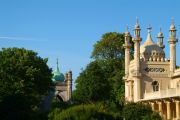Garden by the Royal Pavilion
