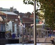 Bristol's City Center - from the Harbourside