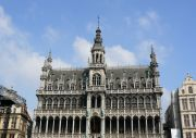 Grand Place - in the heart of Brussels