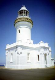 The bright light house