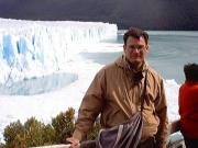 My picture  taken at Glacier Perito Moreno