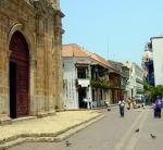 Cartagena travelogue picture