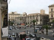 From our window, Piazza Stesicoro, Catania