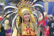 Sinulog Festival is a colorful and religious event held in Cebu City every January