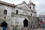 Basilica Minore del Sto. Nino is the oldest church in the Philippines first built in 1565