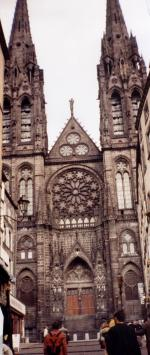 Clermont-Ferrand travelogue picture