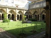 Old Cathedral cloisters