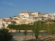Coimbra across the River Mondego