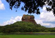 Sigiriya rock fortress - a World Heritage Site