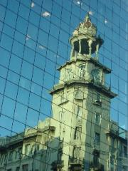 Uruguay. Montevideo, tradition and modernity