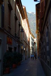 Como travelogue picture