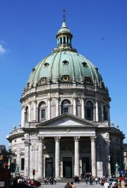 Frederik's Church, also called Marble Church