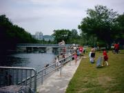 Margaret Bowater Park swimming pool
