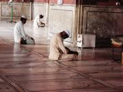Jama Masjid - the Friday Mosque - had a wonderful spirituallity