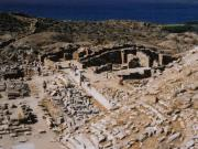 The Theatre of Delos