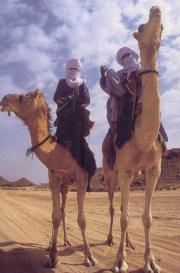 Tuaregs that I met along the way
