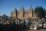 Djenne travelogue picture