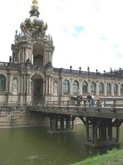 The Zwinger Palace