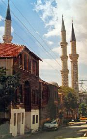 Edirne travelogue picture