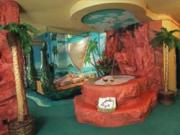 Hawiian Room at the Fantasyland Hotel