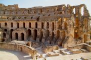 El Jem travelogue picture