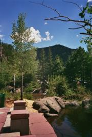 Estes Park travelogue picture