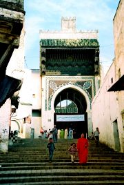 The main mosque of the medina