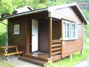 Our cabin in Flåm Camping