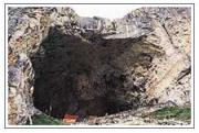 Amarnath Cave in Himalya