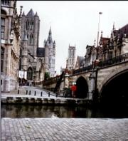 Towers of Ghent