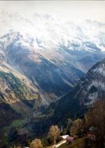 Gimmelwald travelogue picture