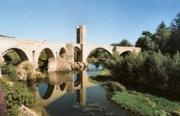 Fortified bridge, Besalu