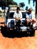 Halls Creek travelogue picture