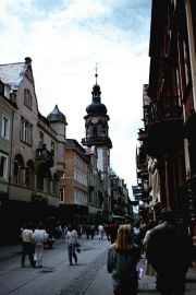 Heidelberg travelogue picture