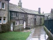 Old Gramar School, Heptonstall. [now museum]