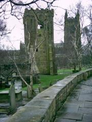 Heptonstall's two churches