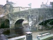Old packhorse bridge, Hebden Bridge
