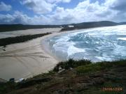another great view of Fraser Island beach.