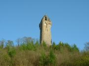 Wallace's Monument near Stirling.