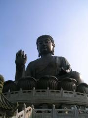 Big Chinese Buddha