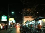 Hua Hin at night
