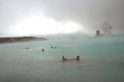 Poor man's Blue Lagoon at Myvatn