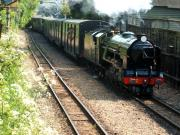 The Romney Hythe & Dymchurch Railway