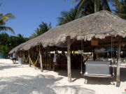 'Our' bar on Playa Norte
