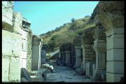 The Baths At Ephesus