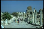 Street Going into