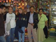 With Friends at the Grand Bazaar
