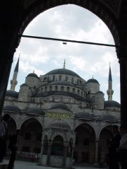 Istanbul travelogue picture