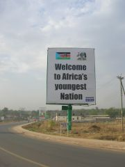 Southern Sudan, Africa's youngest Nation