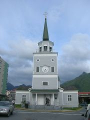 St. Michael's Russian Ortodox Cathedral, Sitka